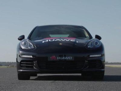 Un Huawei puede manejar un Porsche mejor que cualquier tecnología autónoma a la fecha