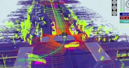 El proyecto de Google y su coche no tripulado sigue viento en popa
