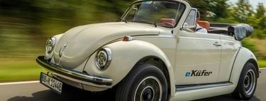 Volkswagen e-Beetle Concept: un vocho con corazón eléctrico de Up!