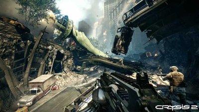 'Crysis 2', espectacular tráiler final para dejarnos con los dientes largos y mucha baba
