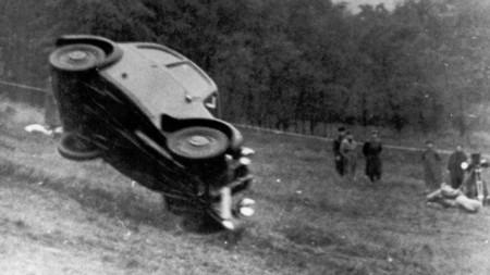 Audi y sus pinitos en la seguridad pasiva