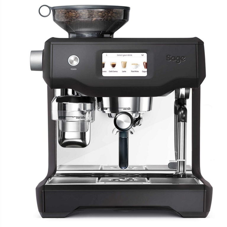 Cafetera automática Sage SES990BSS4EEU1 Oracle Touch