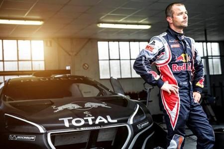 Sébastien Loeb abrumado por la rapidez del nuevo Peugeot 208 T16