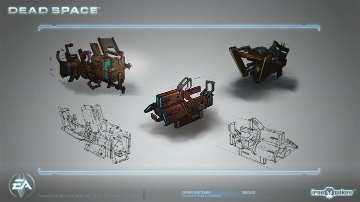 Foto de Dead Space para iOS (28/29)