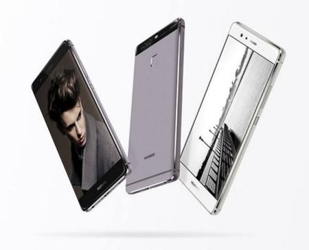 Diseño metálico del Huawei P9 y P9 Plus