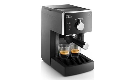 El mejor café, al mejor precio: Saeco HD8423 por sólo 79,95 euros en PCComponentes