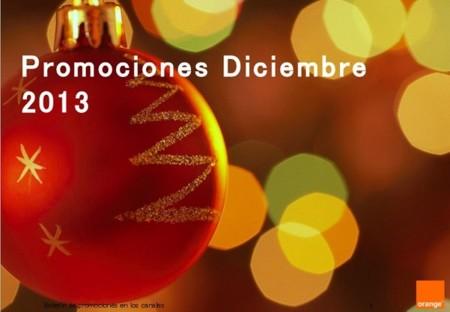Regalos Orange Navidad 2013