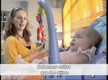Cómo prevenir accidentes infantiles (vídeo)