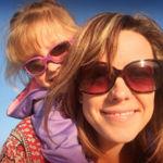 Una madre se propuso cumplir la lista de deseos de su hija de seis años antes de que se quede ciega