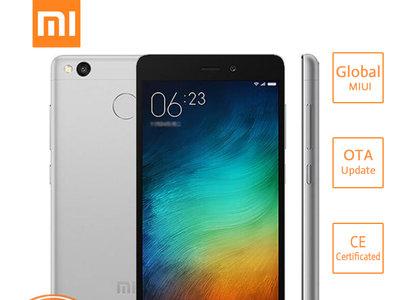 Xiaomi Redmi 3s 32GB Versión Global por 155€ y envío gratis desde España
