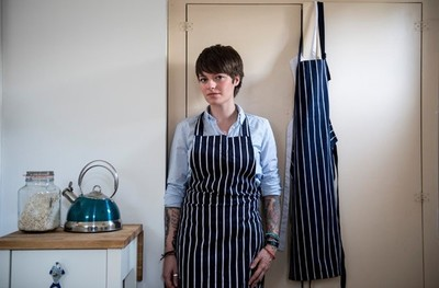 Jack Monroe, la chef de la austeridad, triunfa con recetas sabrosas y baratas