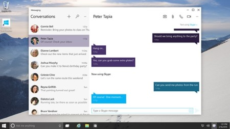 Skype Windows10