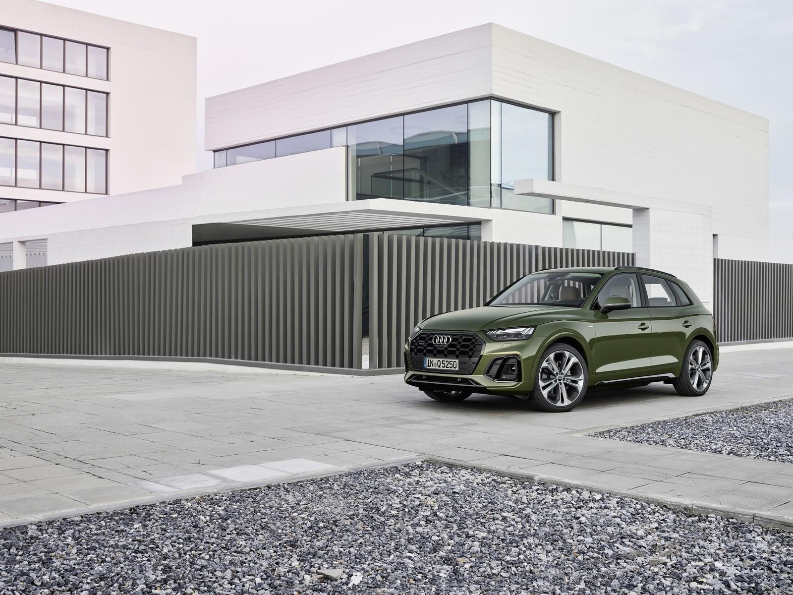 Foto de Audi Q5 2020 (27/61)