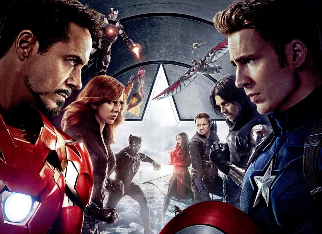 Capitán América Civil War La Película