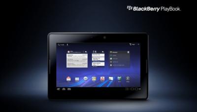 Se cree, se dice... que el BlackBerry PlayBook podría ejecutar aplicaciones de Android