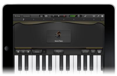 Garageband para iOS se actualiza y añade soporte para Audiobus