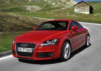 Los Audi también son seguros cuando están parados