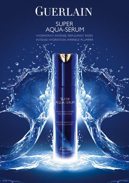'Super-Aqua Serum Light' y 'Super Aqua-Eye Serum', novedades en hidratación antiarrugas de Guerlain