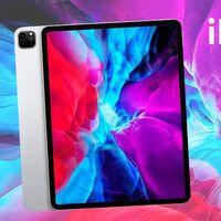 Este iPad Pro de 12 pulgadas WiFi+Celular con 512GB te cuesta 300 euros menos si lo compras en Amazon