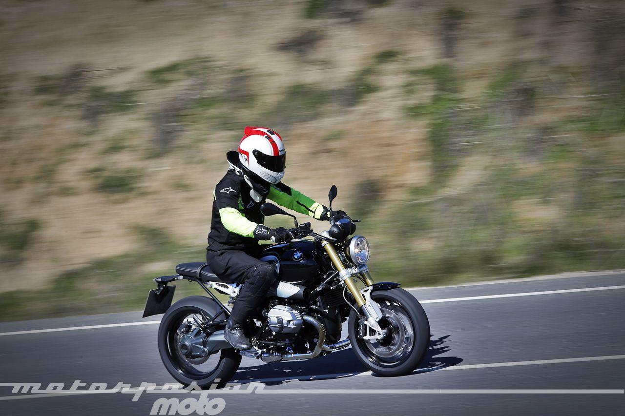 Foto de BMW R nineT - Acción (6/15)