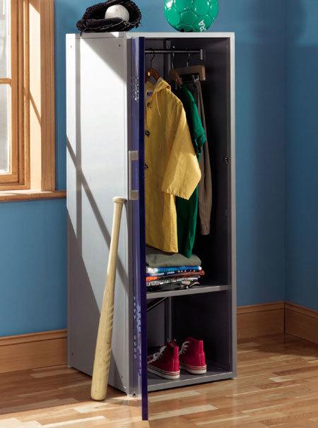 armario taquilla para habitación de niño