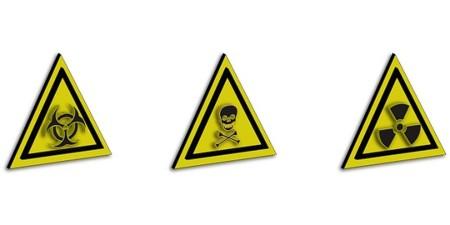 Lo que la radiación puede hacer a una persona