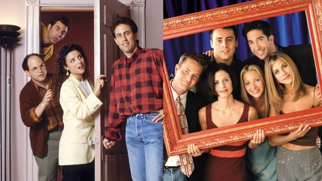 Seinfeld and Friends