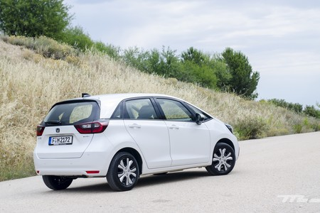 Honda Jazz 2020 Prueba 023