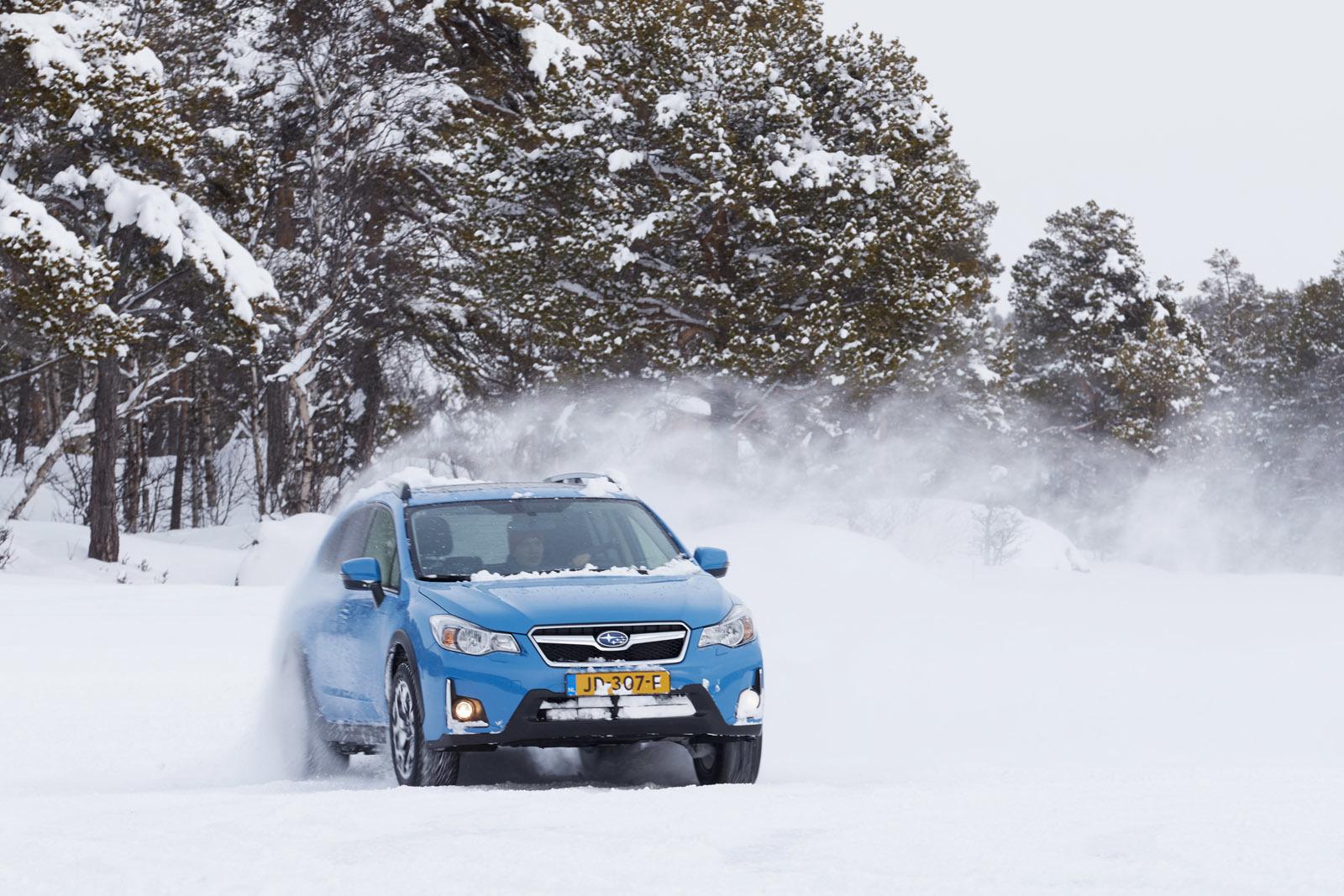 Foto de Subaru Snow Drive 2016 (130/137)