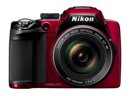 Nikon CoolPix P500, nueva bridge de referencia japonesa