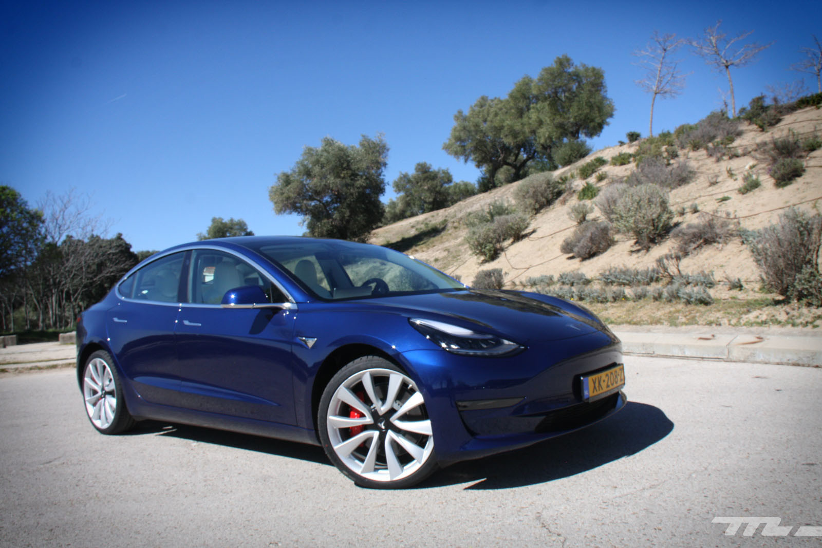 Foto de Tesla Model 3 Performance (prueba) (50/54)