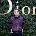 Los chicos Dior también conquistan el front row de la Haute Couture en París