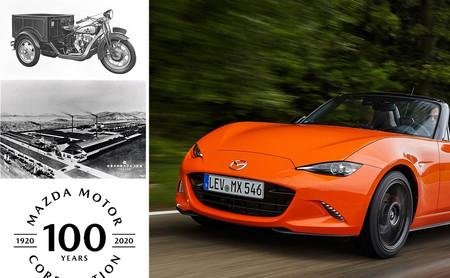 Mazda cumple 100 años: así evolucionó de fabricar corchos, a crear el MX-5