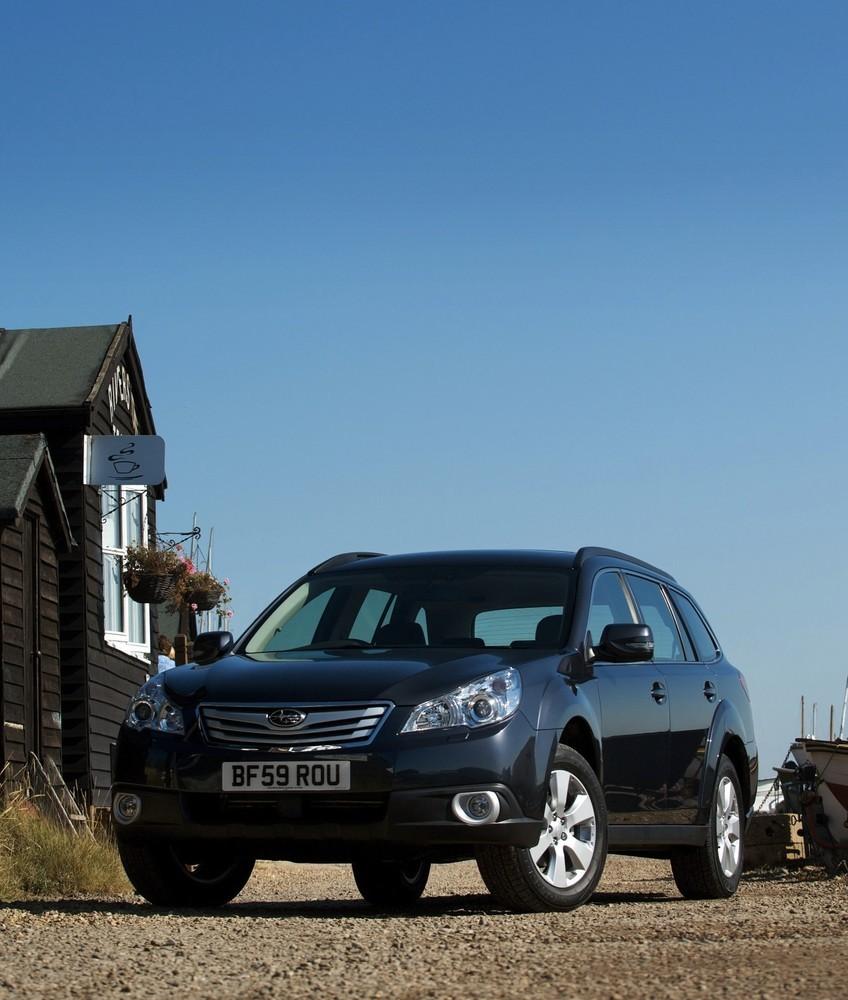 Foto de Subaru Outback 2010 (8/10)