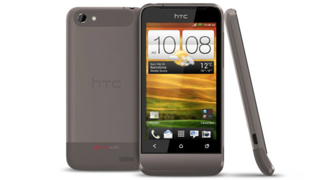 HTC One V, la gama media se renueva
