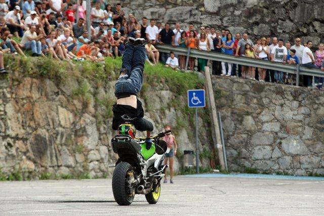 Foto de Éxito del primer campeonato de Freestyle Stunt Riding Encamp 2011 (8/18)