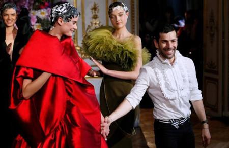 Para desfilar en la Paris Haute Couture, Alexis Mabille se inspira en el pintor Giovanni Boldini