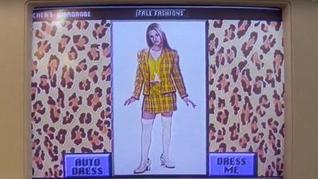 Facebook trabaja en un programa que te dirá cómo vestir bien sin tener que romperte la cabeza (y que nos recuerda al ordenador de 'Clueless')