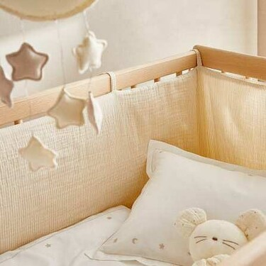 Zara Home lanza una nueva colección para recién nacidos perfecta si eres amantes de los tonos y materiales naturales