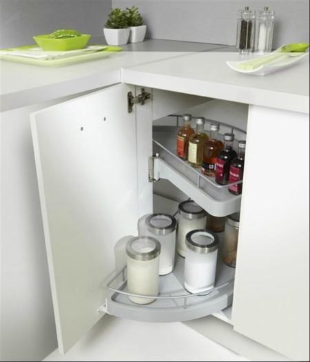 Una cocina abierta para compartir ideas para familias - Aprovechar espacio cocina ...