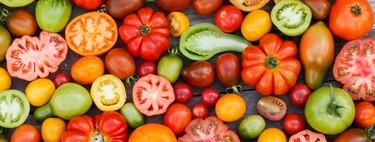 5 tipos de jitomates y cómo usarlos perfectamente en la cocina