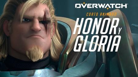 Overwatch presenta 'Honor y gloria' el espectacular corto animado protagonizado por un Reinhardt muy revoltoso