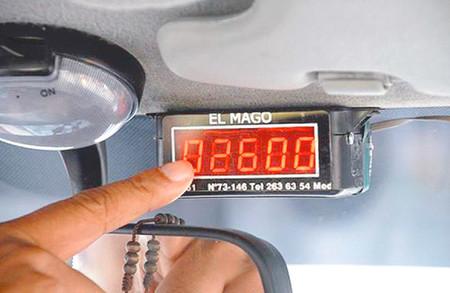 Taximetros