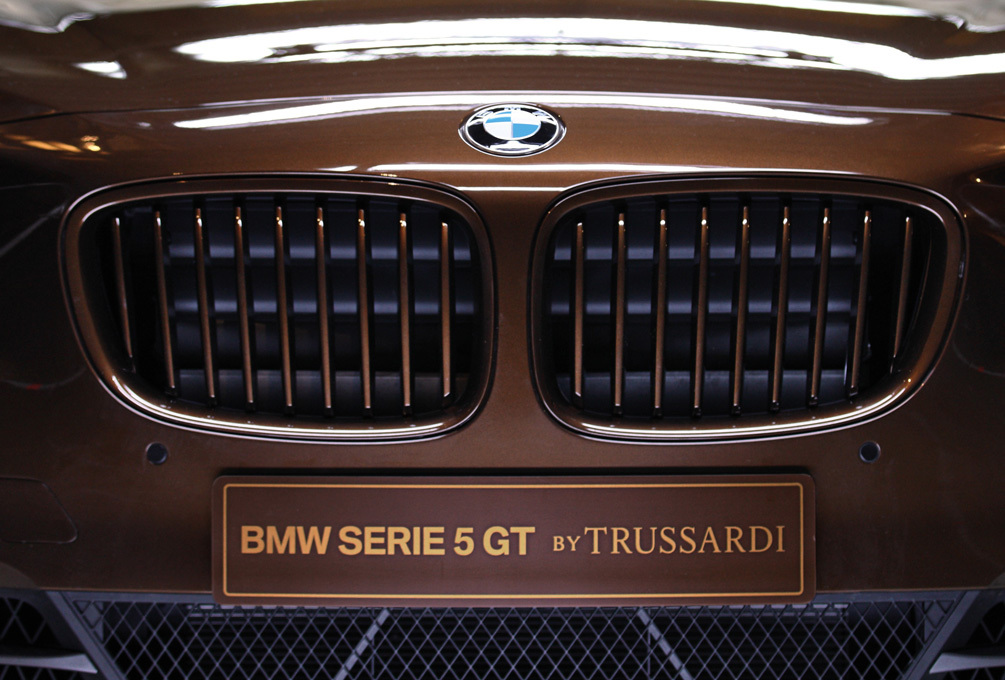 Foto de BMW Serie 5 Gran Turismo Trussardi (2/12)