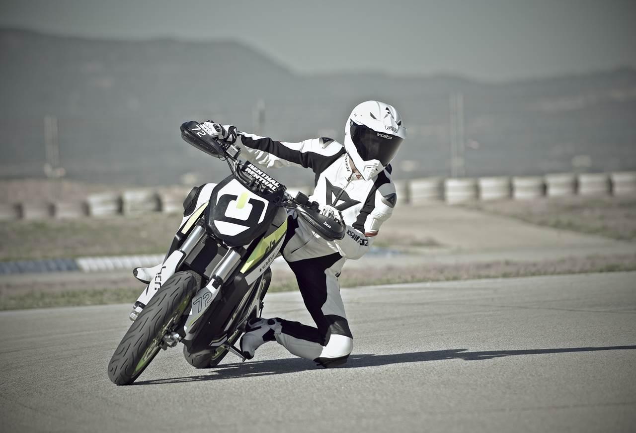 Foto de Salón de Milán 2012: Volta Motorbikes entra en la fase beta de su motocicleta - Volta BCN Track (4/28)