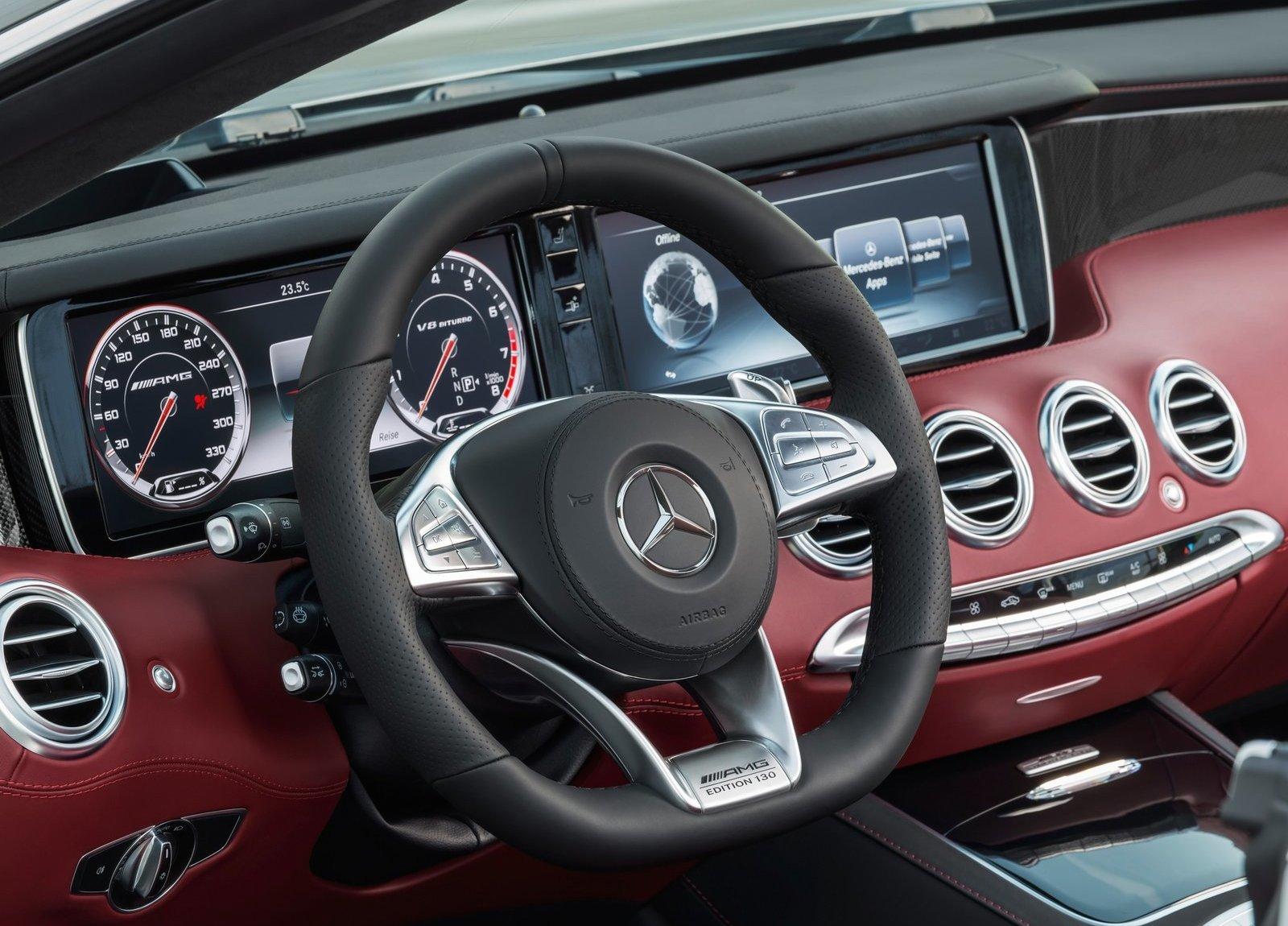 Foto de Mercedes-AMG S 63 Cabriolet Edition 130 (15/21)