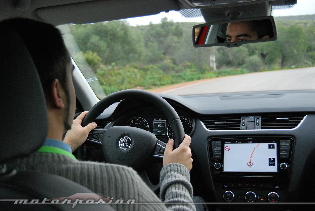 Foto de Škoda Octavia 2013 (presentación) (42/58)