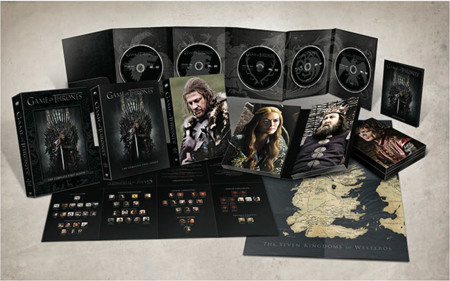 Game Of Thrones Dvd Blu Ray