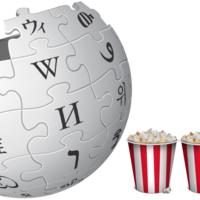 El cine, entre los grandes favoritos de la Wikipedia