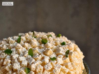 Torta Mimosa: el pastel con que se celebra el Día de la Mujer en Italia